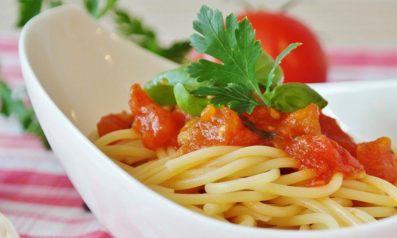 paolo giorgio bassi cibo italiano a perdita d'occhio