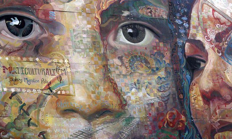paolo giorgio bassi cultura accusa street art graffiti