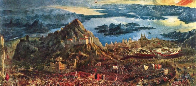 Mosaico di Alessandro Magno
