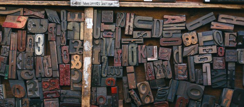 alfabeti antichi - paolo giorgio bassi
